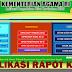 Aplikasi Rapot K13 Departemen Agama Untuk MI, MTs dan MA