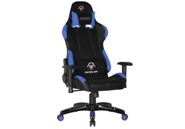 Ergodynamic Gaming Chair