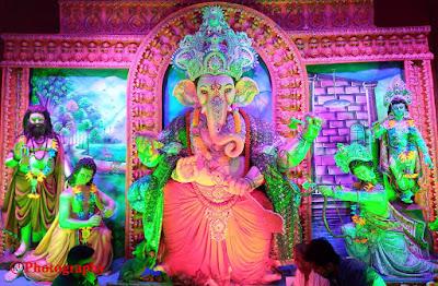 Kharagpur-Ganesh-Puja