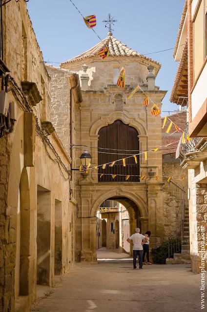 Cretas viaje Matarraña Teruel