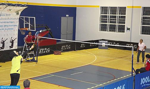 """الأولمبياد الخاص لمنطقة """"مينا"""" ينظم دورة إقليمية لرياضة الريشة الطائرة على المنصة الافتراضية بمشاركة المغرب"""