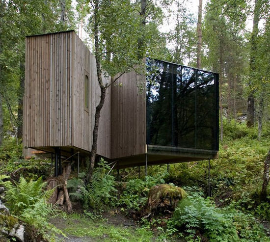 juvet landscape hotel by jensen skodvin. Black Bedroom Furniture Sets. Home Design Ideas