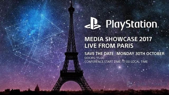سوني تعلن عن مؤتمر صحفي في حدث معرض Paris Games Week