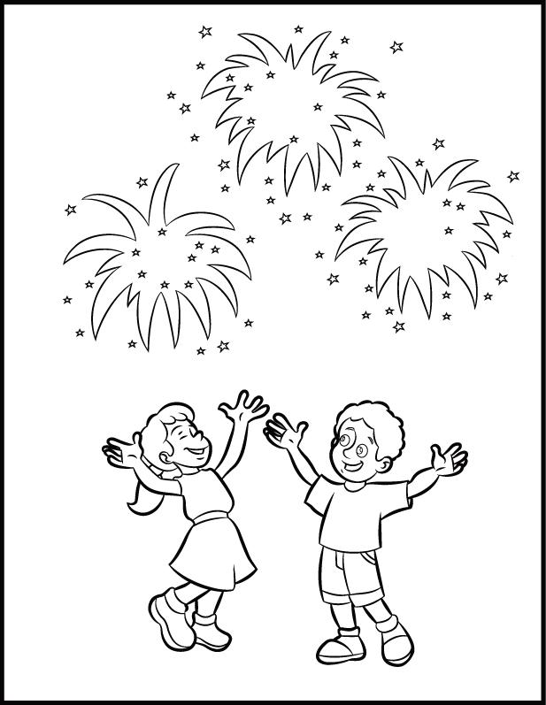 Deepavali Festival Drawing For Kids