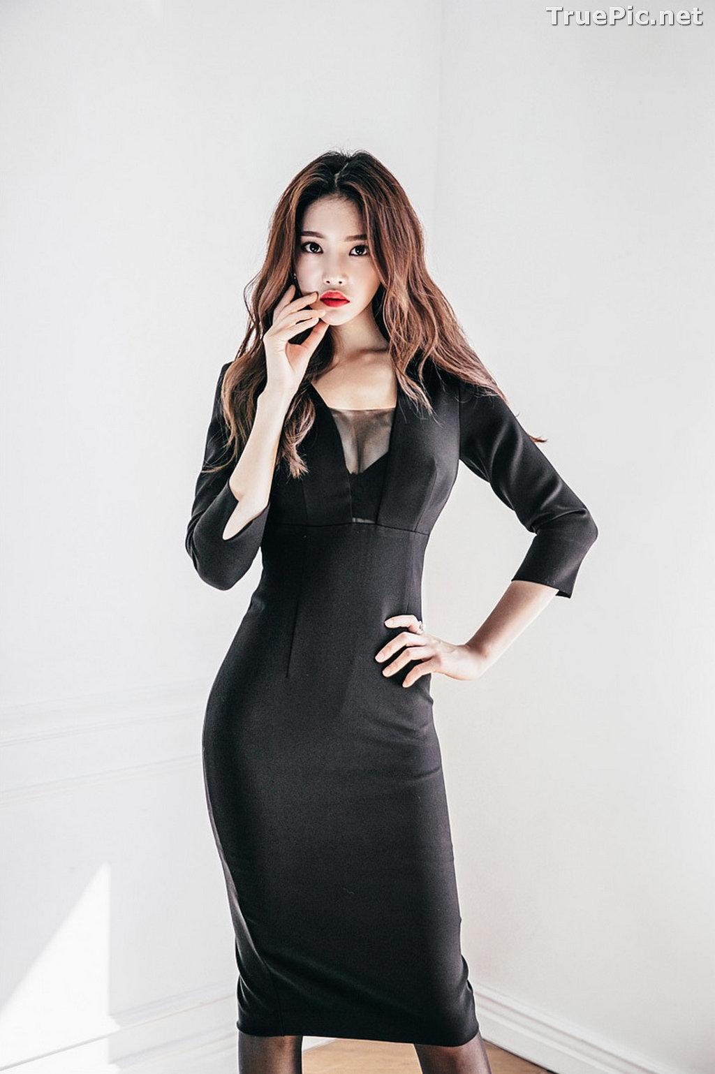 Image Korean Beautiful Model – Park Jung Yoon – Fashion Photography #4 - TruePic.net - Picture-1