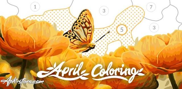 Download April Coloring v2.41.0 Free APK Mod