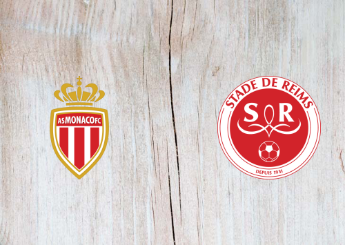 Monaco vs Reims -Highlights 23 August 2020