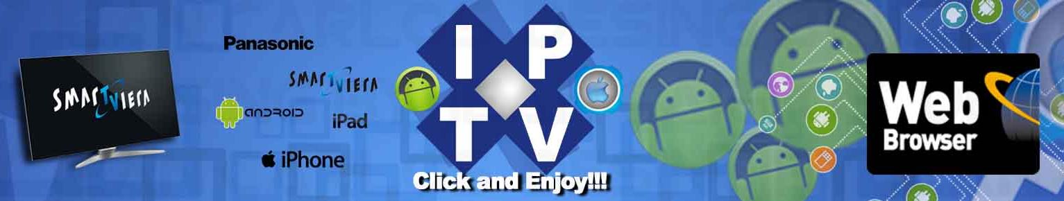 Guide Download: SMART TV PANASONIC iPTV + Smartphone / Tablet