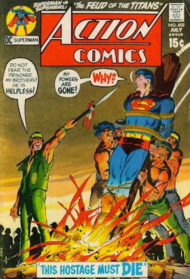 Superman, Action Comics #402