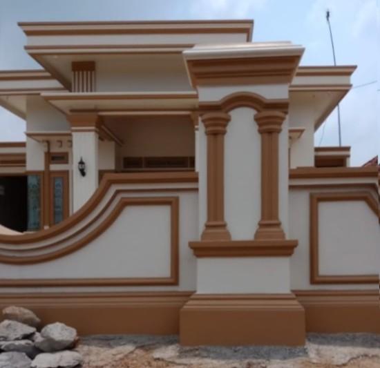 35 inspirasi kombinasi warna cat rumah minimalis paling ...