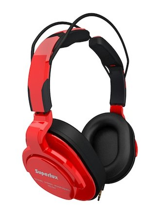 Review Headphone Superlux HD 661 Profesional