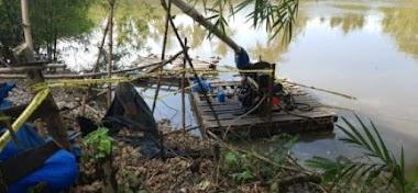 Tangkap Penambang Pasir Ilegal Ditangkap, Kapolres: Jangan Wariskan Bencana Untuk Anak Cucu Kita