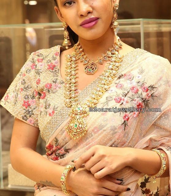 Kavitha Mahato Mango Mala