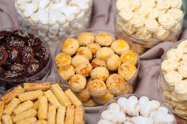 Kue Kering Indonesia yang Enak