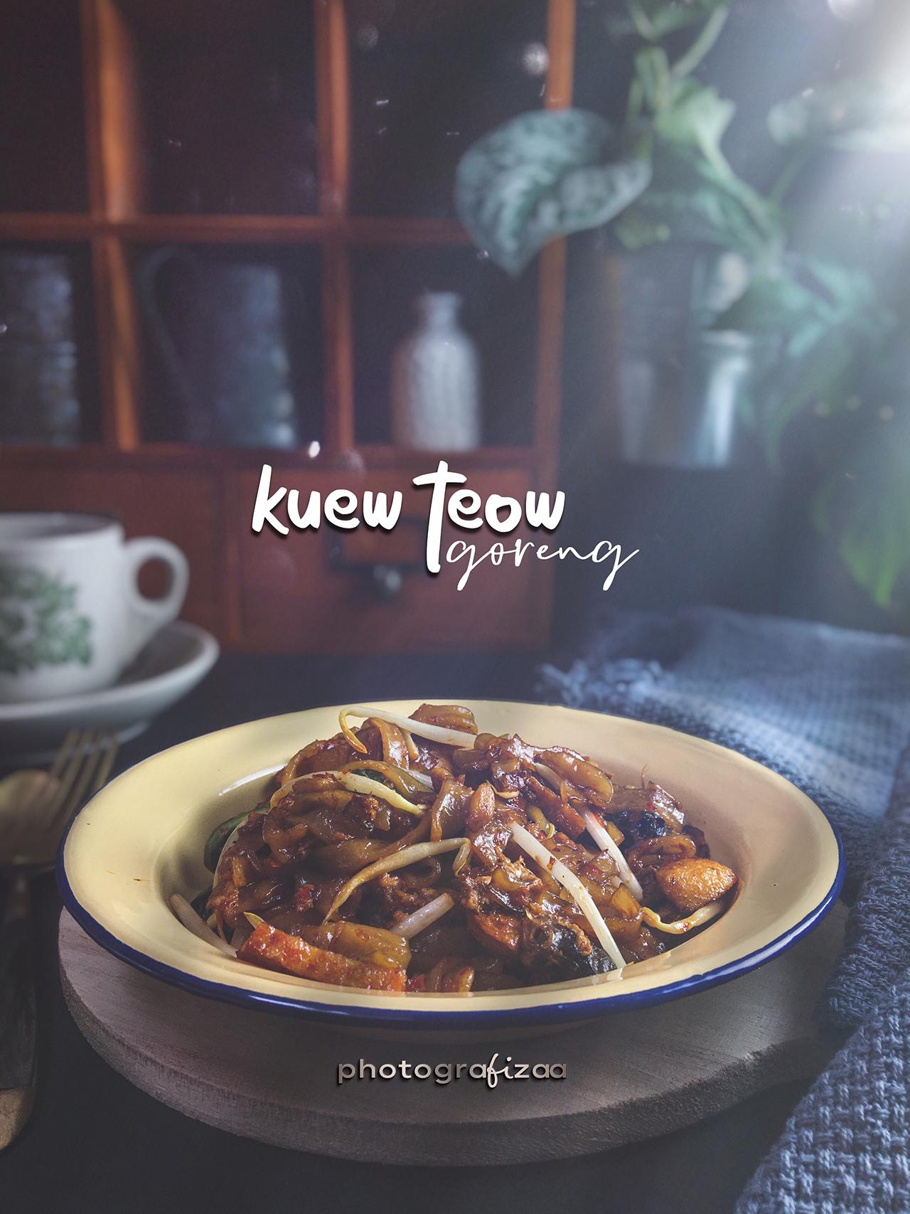 Resepi Kuew Teow Goreng