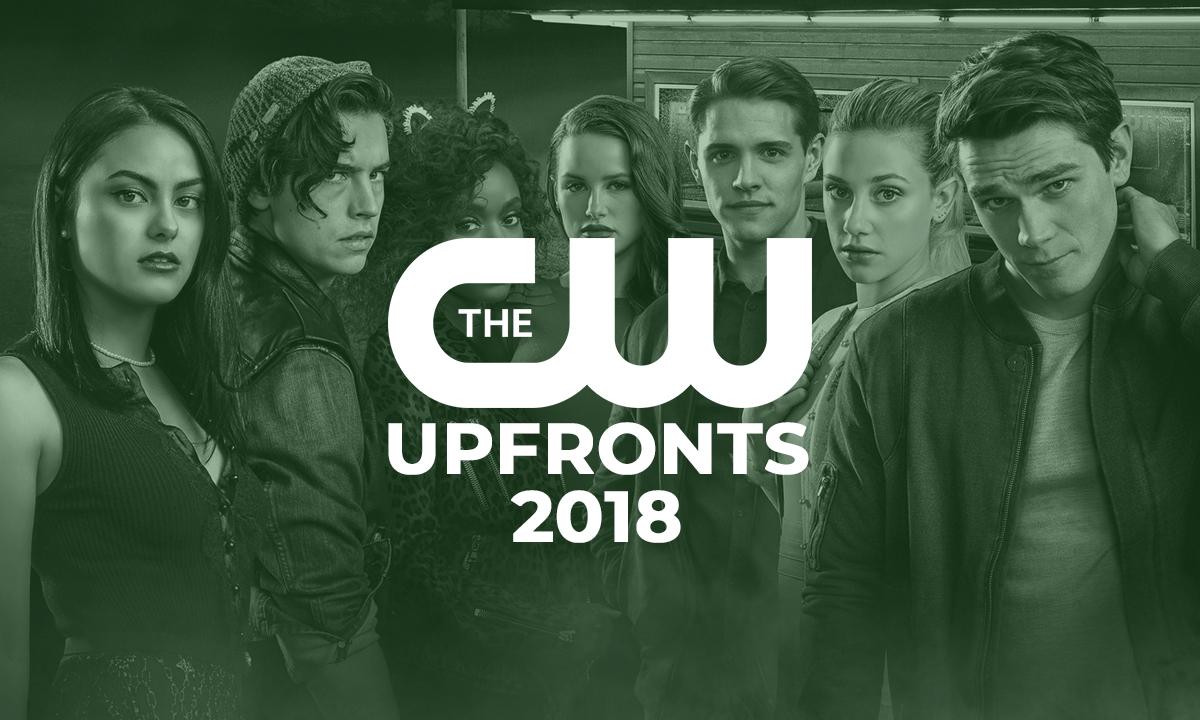 The CW presenta sus novedades para los Upfronts 2018