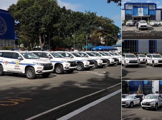 GOOD NEWS:  Japanese Government Donates 100 Patrol Vehicles to PNP Worth P225.6 Million