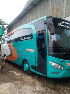 Sewa Bus Pariwisata PO. Hartono Trans Surabaya