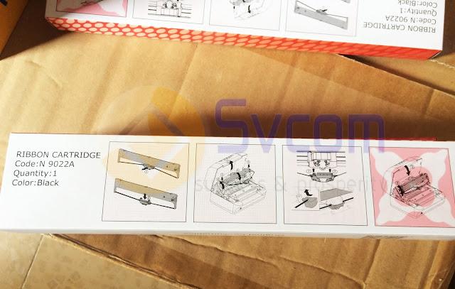 Băng mực Nantian PR9 chính hãng N9022A
