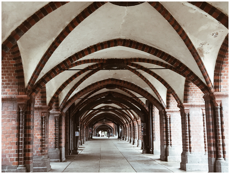 travel diary berlin part 2, oberbaumbrücke