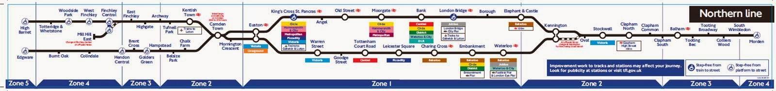 Railway Blog Inside Story London Underground