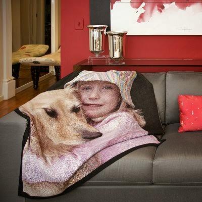 manta para sofá fototrico