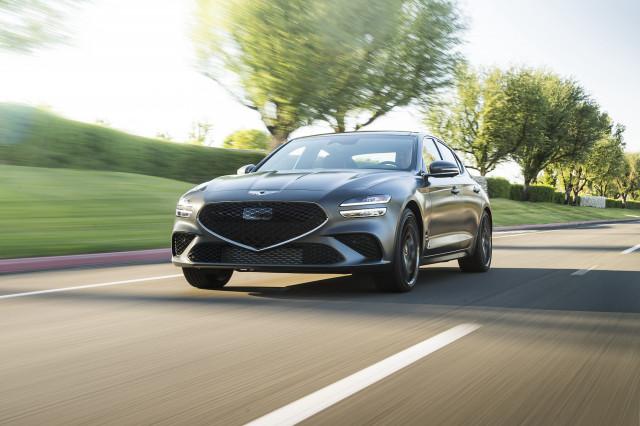 2022 Genesis G70 Review
