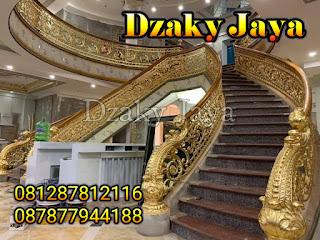 model railing tangga besi tempa, railing tangga klasik, railing tangga besi ulir (17)