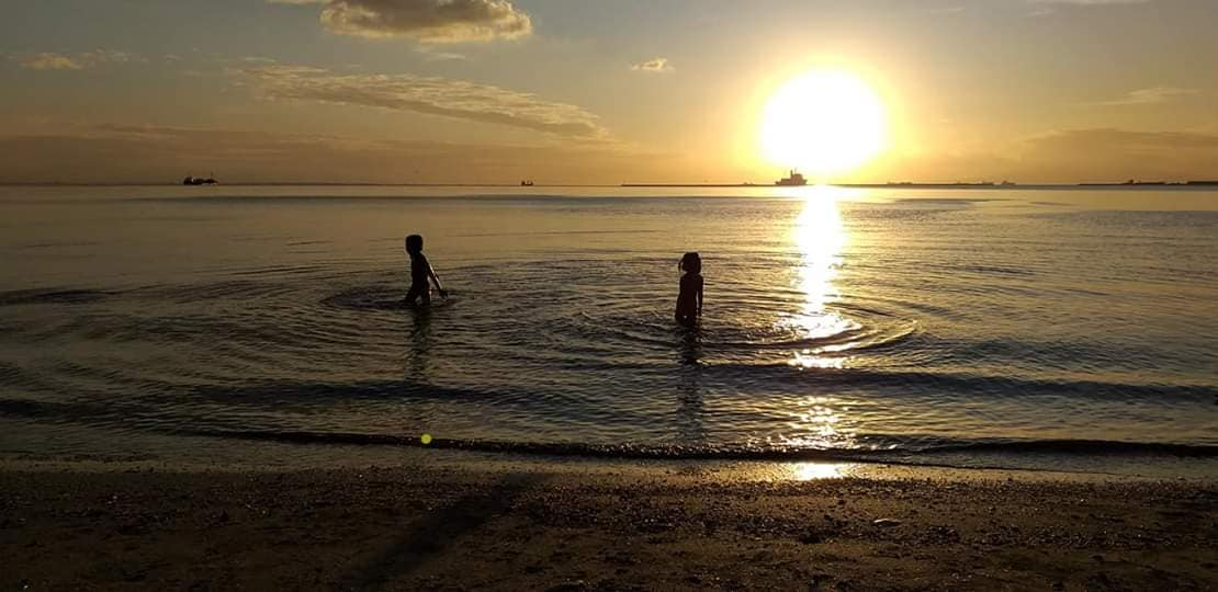 photos of a now 'Instagram-perfect' Manila Bay wow netizens