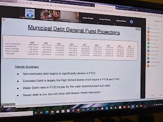 Franklin, MA: Finance Committee - Agenda - Feb 24, 2021