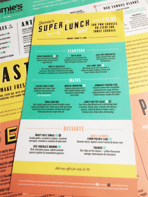 Jamie's Italian, Park Street, Bristol, Set Lunches Bristol, Jamie Oliver, Lunch, Lunch Menu, Jamie's Super Lunch Menu, Theatre Meal Deals, Clifton