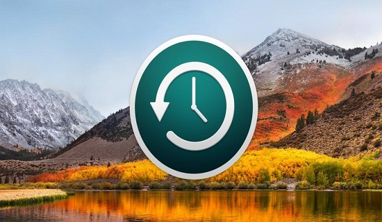 How to use Time Machine on MacOS