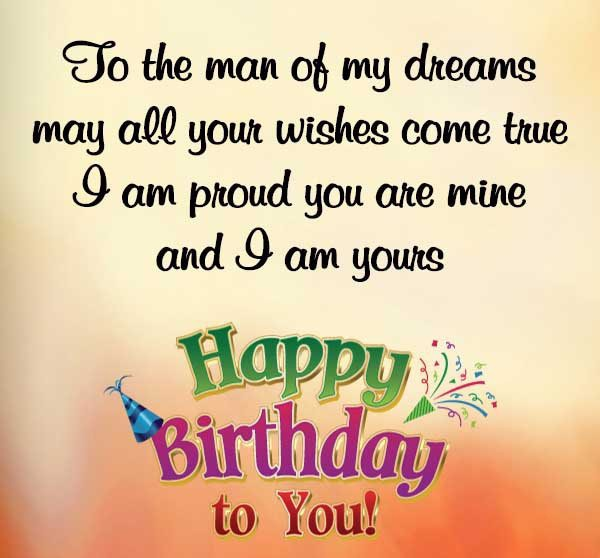 Birthday Wishes for Fiance - Birthday Poems for Fiance Sayings, Messages