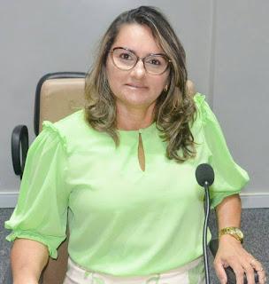 Vereadora guarabirense Rosane Emídio confirma adiamento de audiência publica que iria debater saúde publica em Guarabira nesta terça-feira 20 na CMG