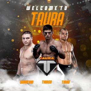Taura MMA anuncia acertos com Gleison Tibau, Daniel Sarafian e Paulo Thiago