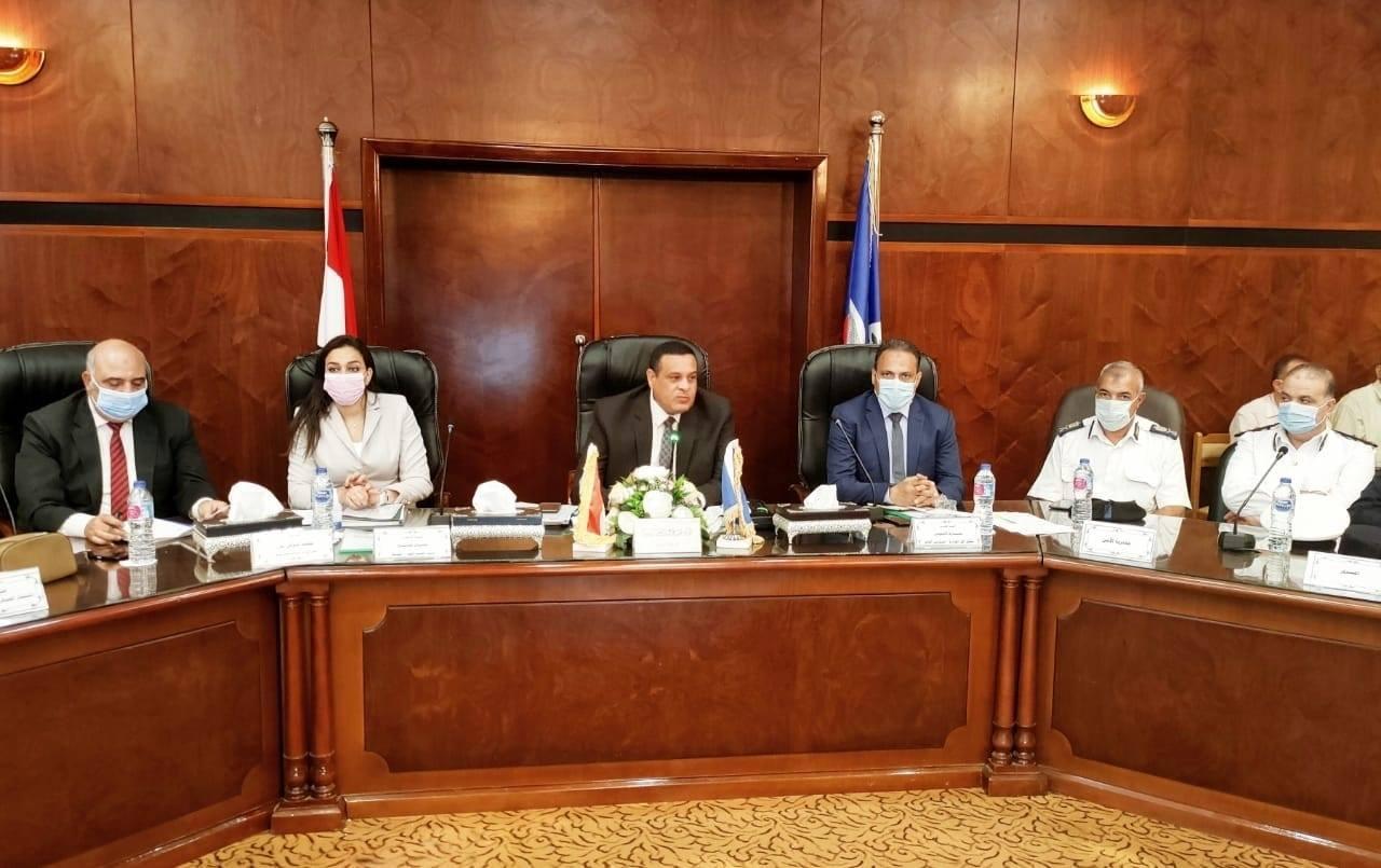 عدة قرارات هامة لتنفيذي محافظة البحيرة  تعرف عليها