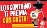 Logo ''Lo scontrino ti premia con gusto'': con Bricolife vinci 207 barbecue e 690 ricettari