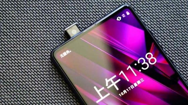 Nguyên mẫu thiết kế mà Xiaomi từng có ý định áp dụng cho Mi MIX 3