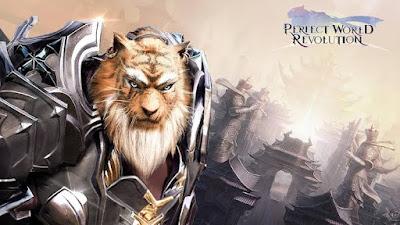 Perfect World: Revolution download