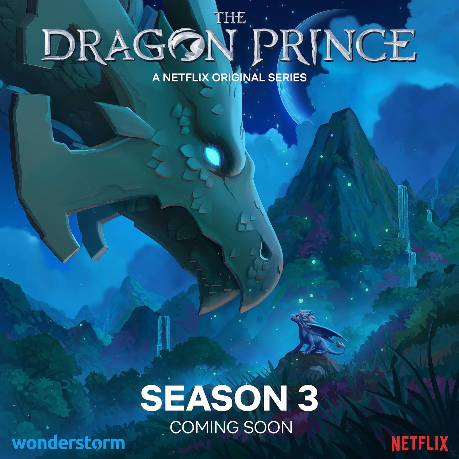 Phần 3 Hoàng Tử Rồng -The Dragon Prince 3