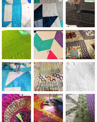 #machinequiltingbloghop freemotion quilting blog hop