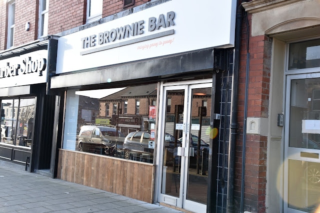 The Brownie Bar Heaton Newcastle Review
