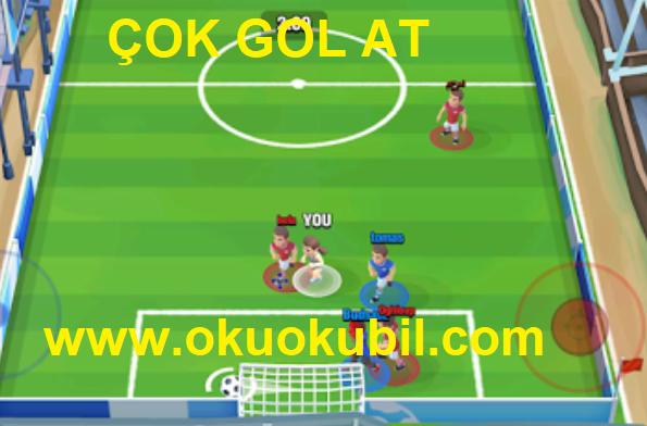Soccer Battle Online PvP v1.2.11 Çok Gol At Hileli Mod Apk İndir 2020