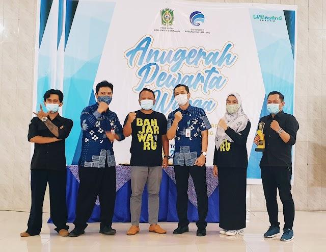 KIM Banjarwaru Juara Kedua Anugerah Pewarta Warga 2020