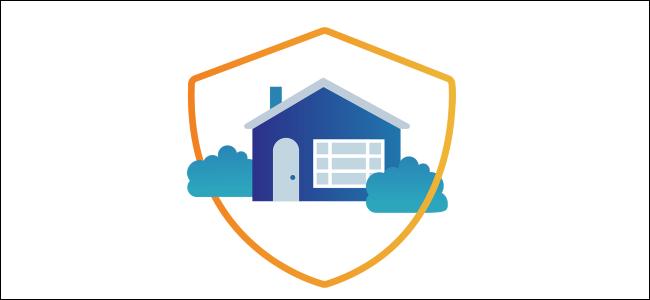 شعار Cloudflare DNS للمراقبة الأبوية