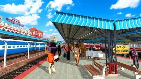 Indian Train Simulator 2018- Free