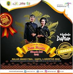 Pemilihan Duta Wisata Kabupaten Pati 2018