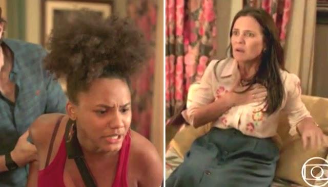 'Amor de Mãe': Thelma mata Rita atropelada