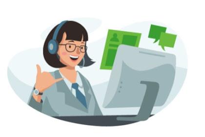 Nomor call center customer Gojek