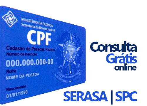 Consultar CPF Pelo Nome